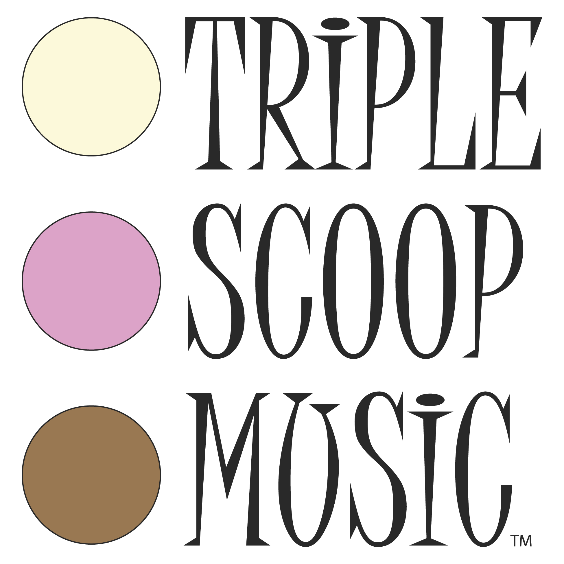 Triple Scoop Music Licensing Certificate
